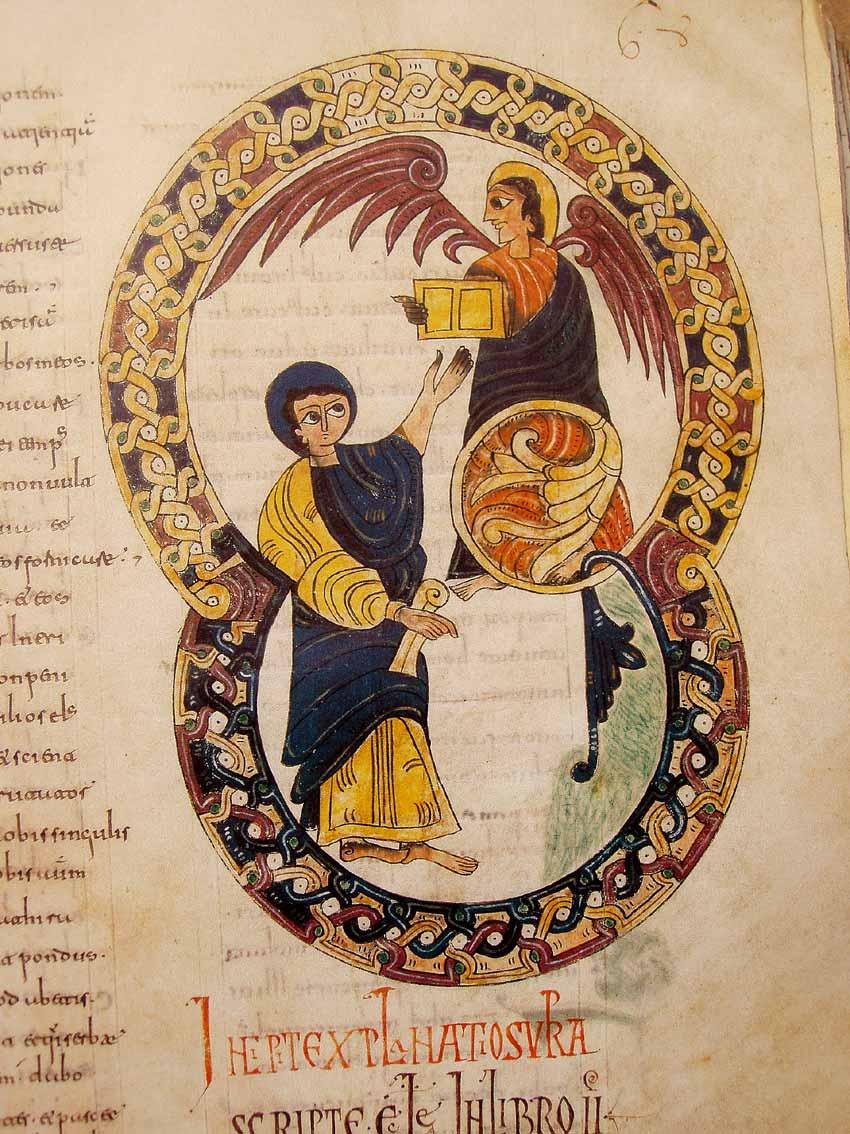 Depiction of Beatos