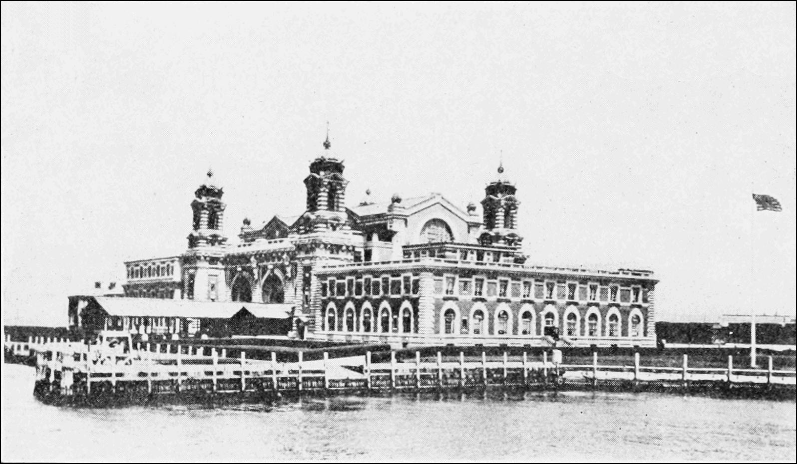 Ellis Island Immigration Questionnaire