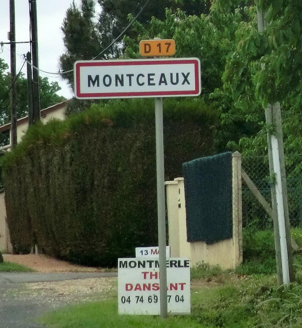 Montceaux