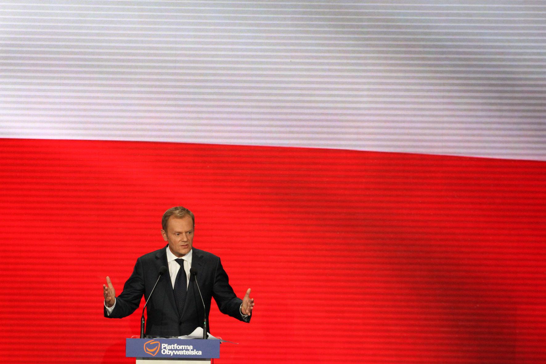 Zweite Amtszeit für Tusk?
