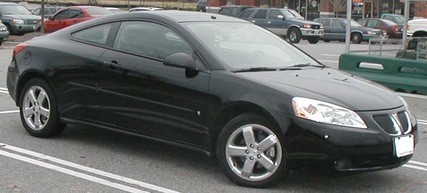 File Pontiac G6 Gt Coupe Jpg Wikimedia Commons