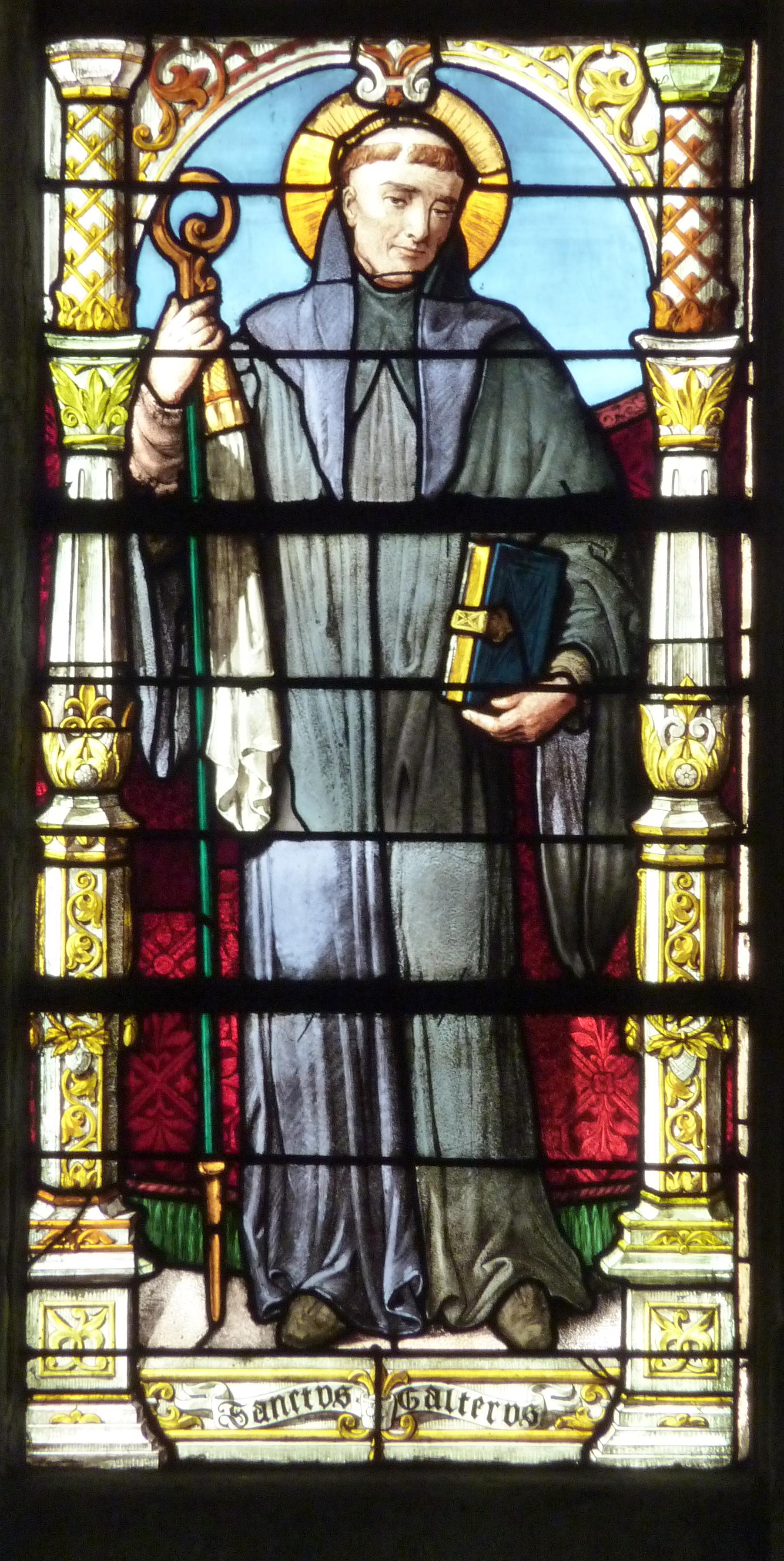 File pontoise cath drale saint maclou110296 jpg wikimedia commons - Saint maclou tapijt van gang ...