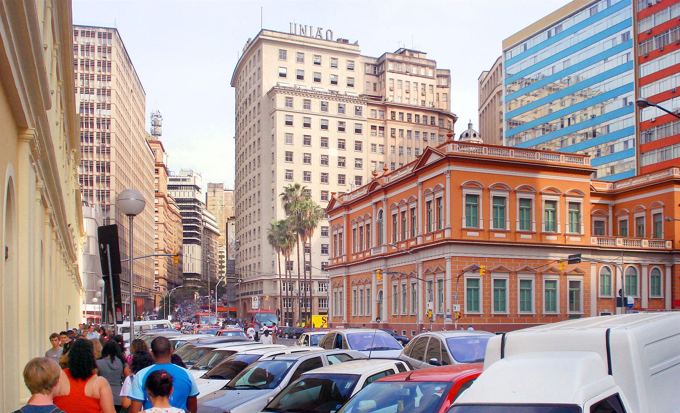 Depiction of Arquitectura de Porto Alegre