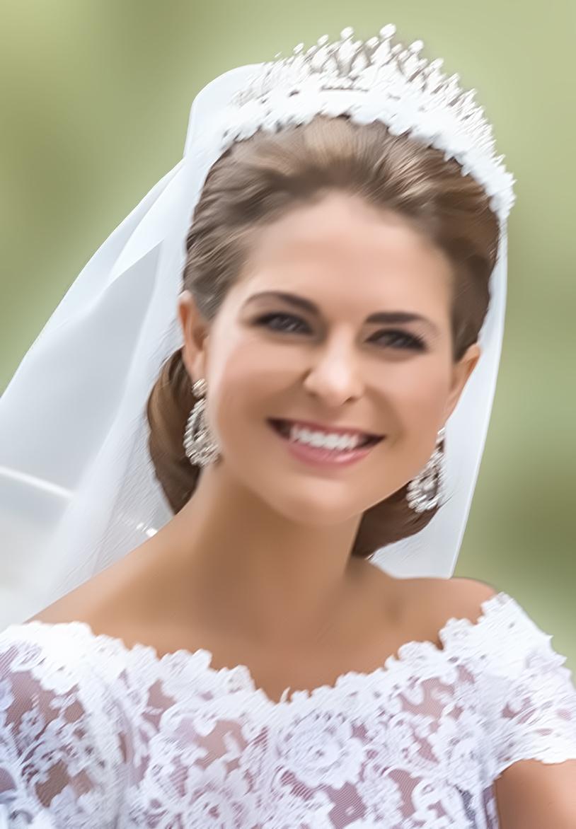 Princess Madeleine of Sweden Net Worth
