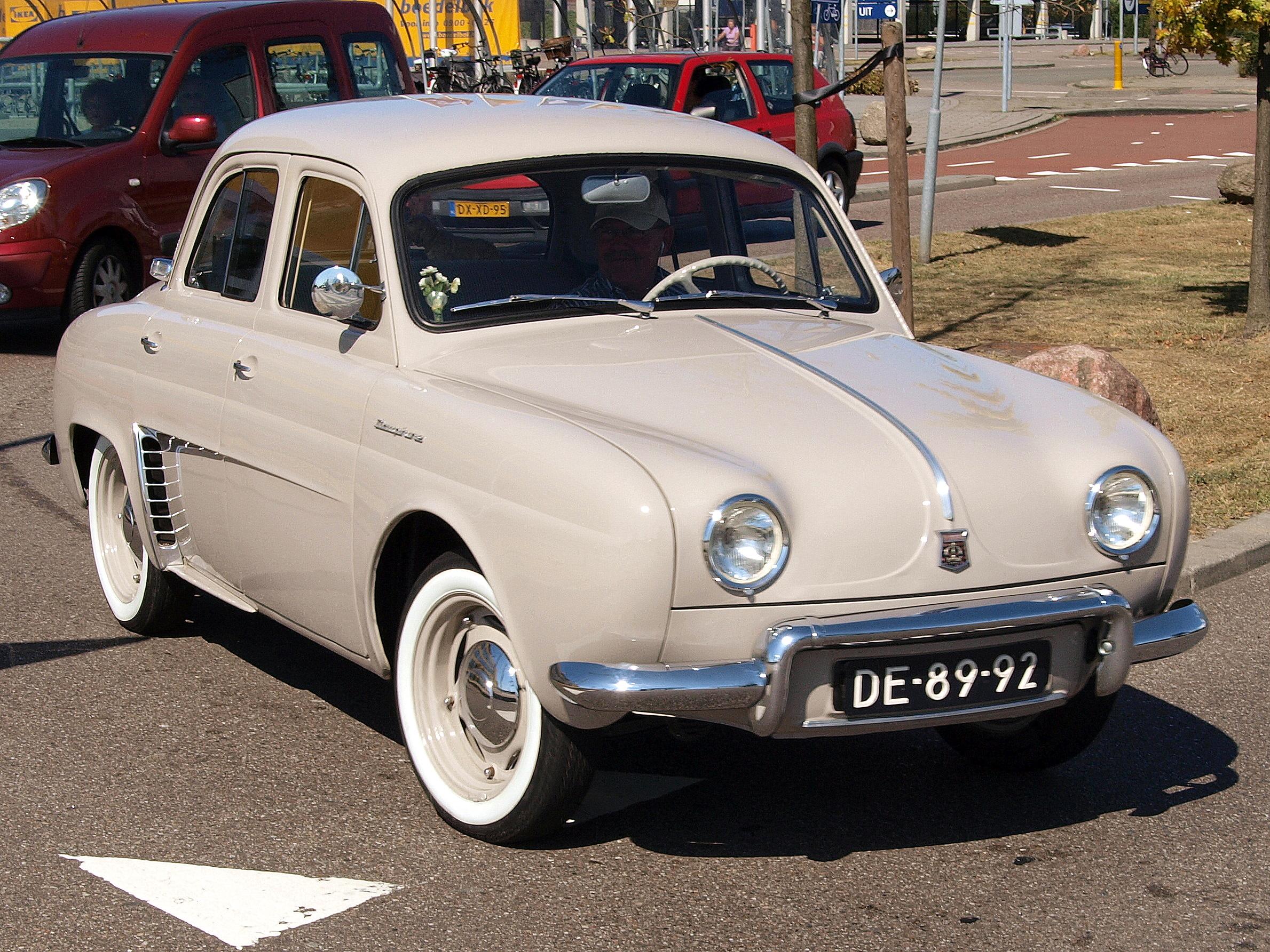 File Renault Dauphine De 89 92 Pic2 Jpg Wikimedia Commons