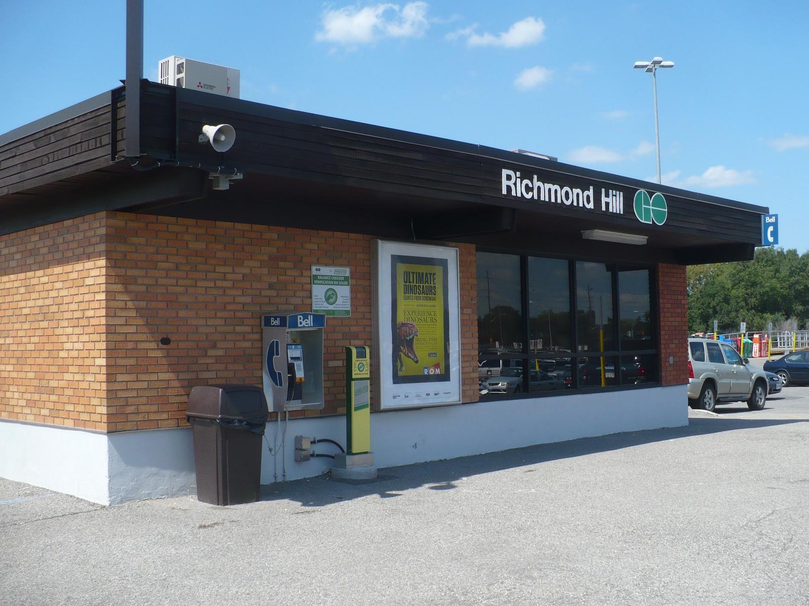 Richmond Hill GO Station - Wikipedia
