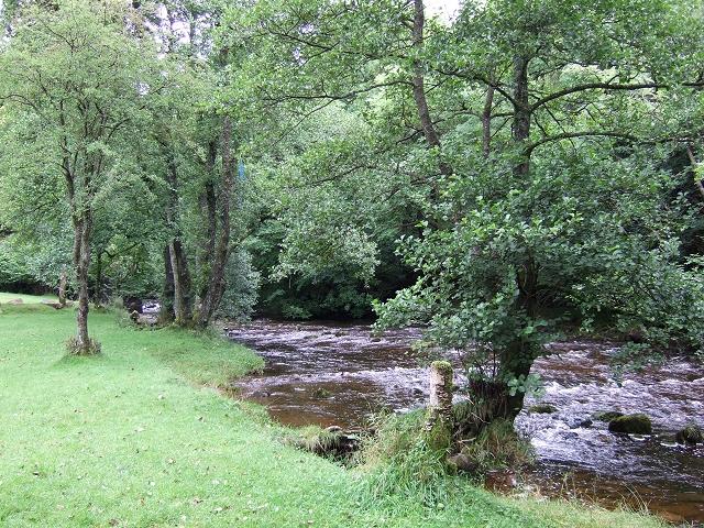 River Nedd Fechan, Pont Melin-Fach - geograph.org.uk - 917314