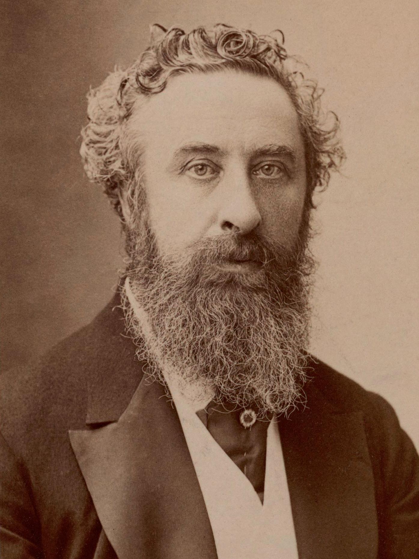 Robert Bulwer-Lytton, 1st Earl of Lytton - Wikipedia