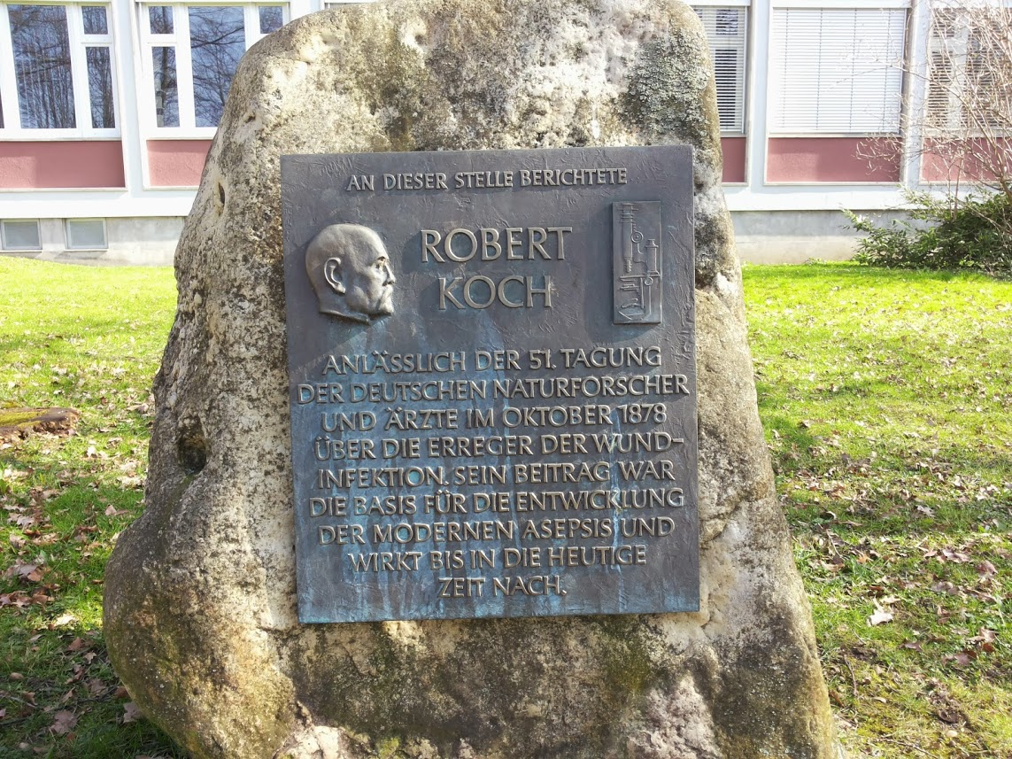 Robert koch steckbrief promi for Koch wikipedia