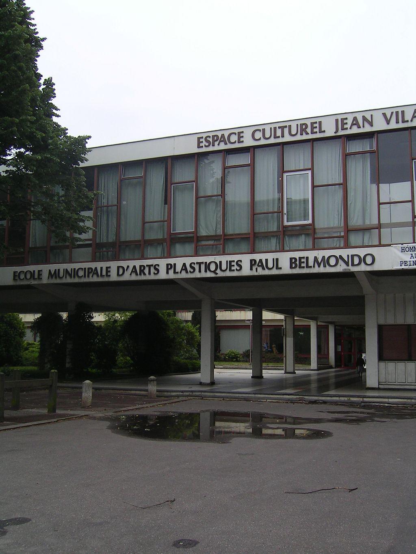 FileRosny sous Bois Ecole Arts Plastiquesjpg  Wikimedia  ~ Ecole Monceau Pavillons Sous Bois
