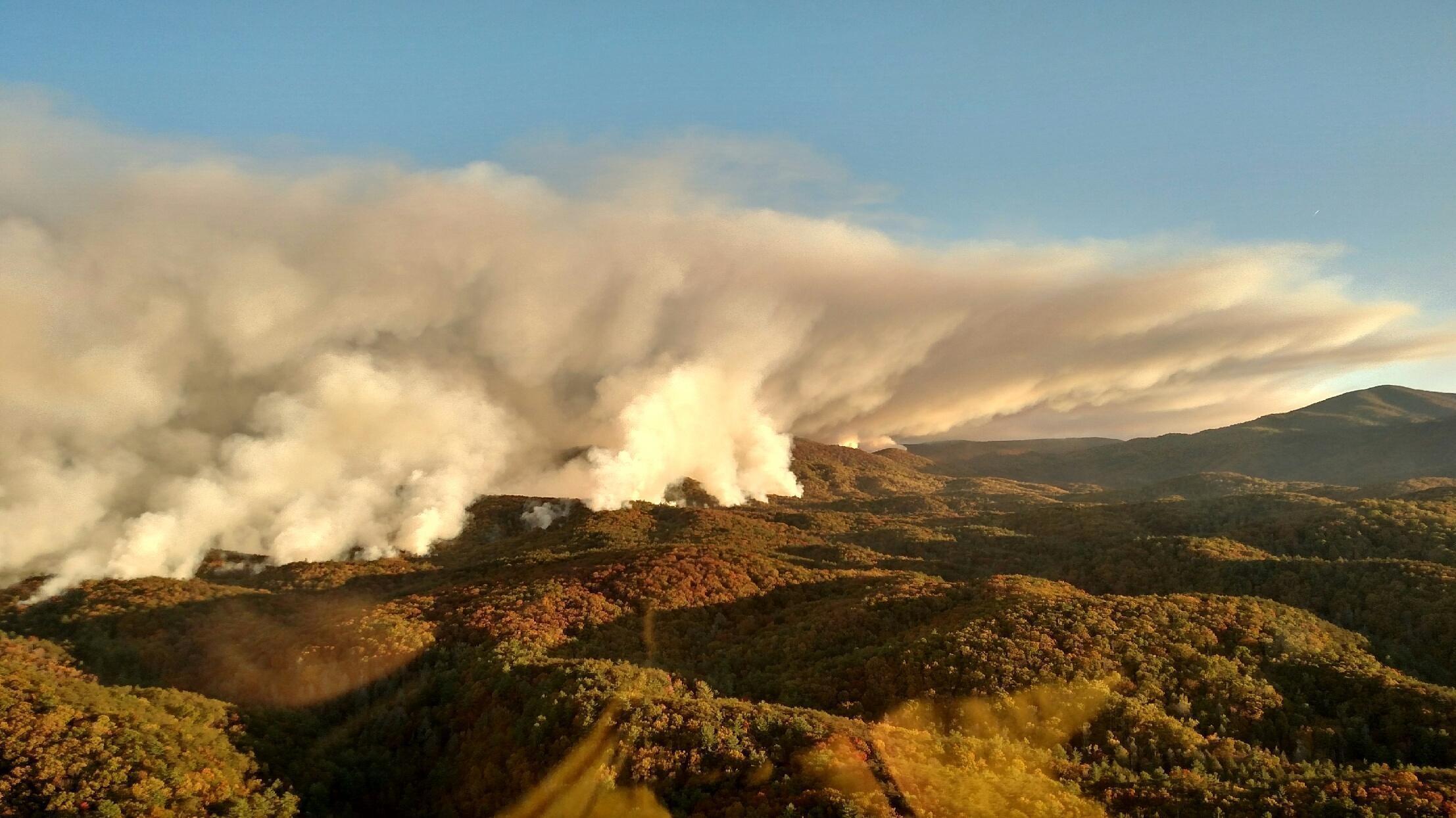 Southeastern United States Wildfires Wikipedia Map Washington State Wildfires