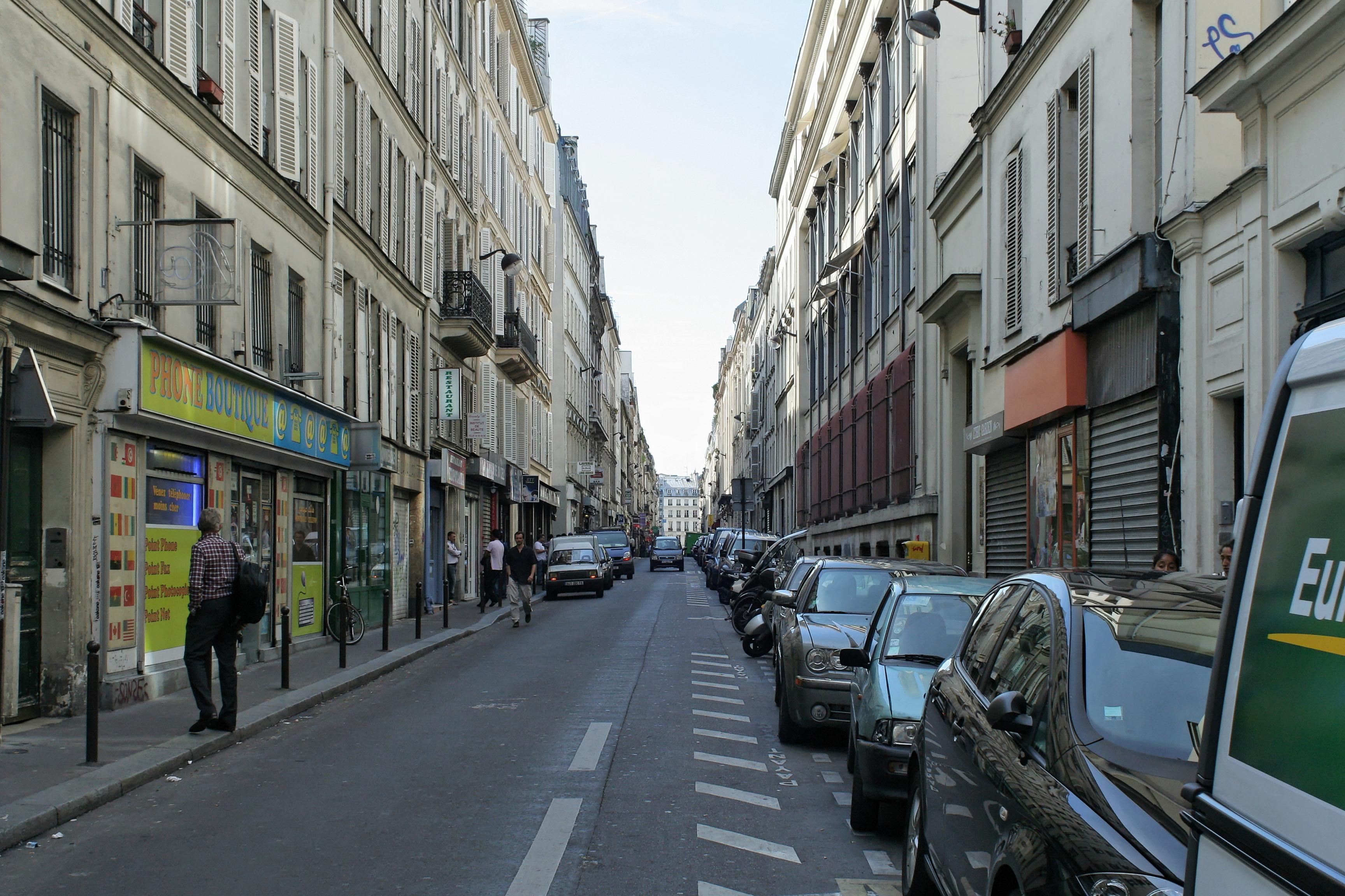 Rue d finition c 39 est quoi for Bains de lea paris