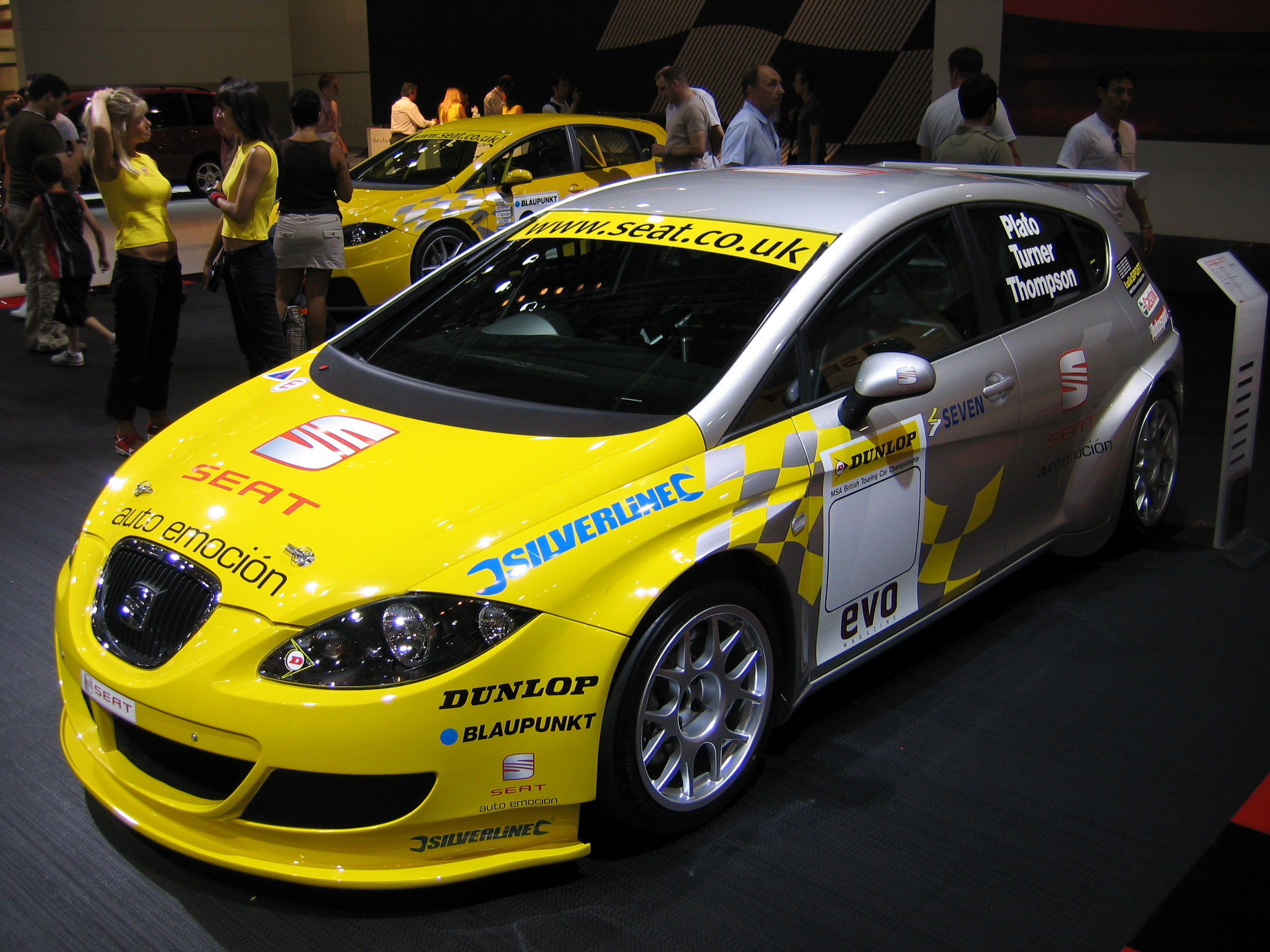 Seat Leon Car Mats