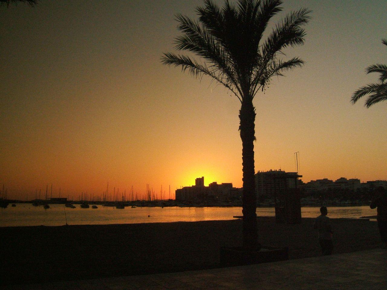 San Antonia in Ibiza