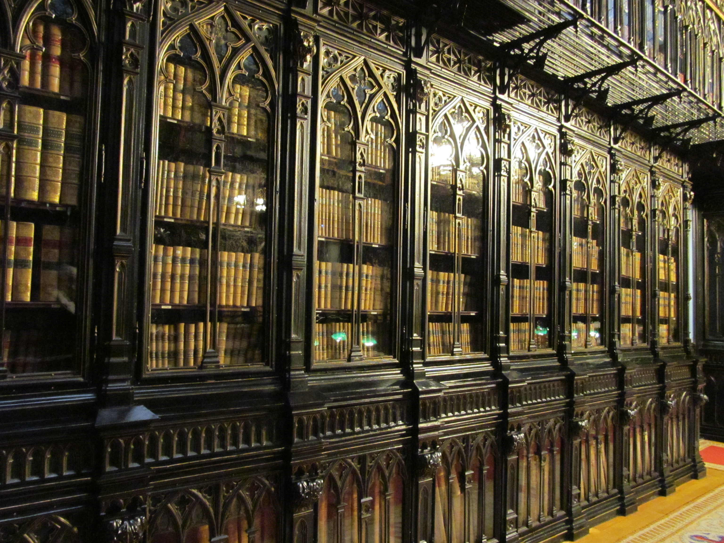 File Senado Madrid Biblioteca 03 Jpg Wikimedia Commons # Bibliotheque Fer Forge