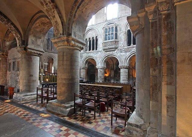 File:St Bartholomew the Great, West Smithfield, London EC1 - geograph.org.uk - 1142608.jpg