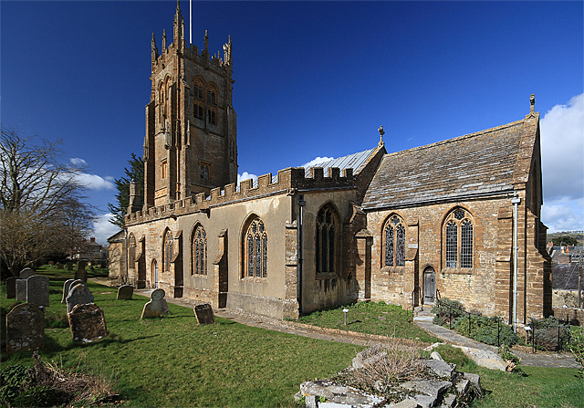 File:St Mary's Parish Church - Beaminster - geograph.org.uk - 717547.jpg