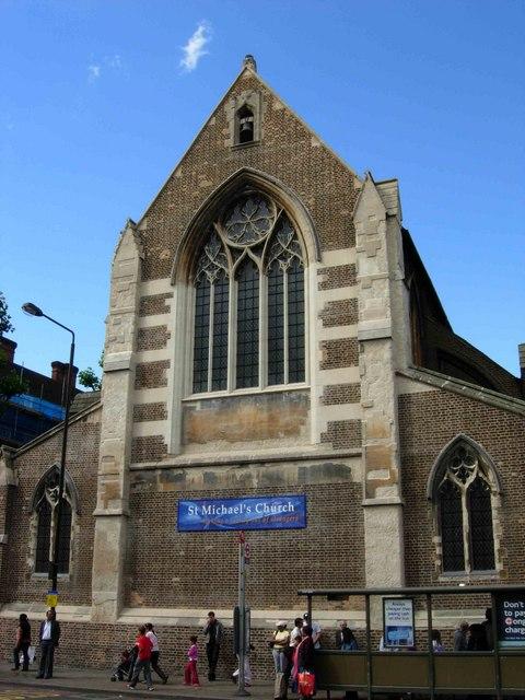 St Michael's Church, Camden Town