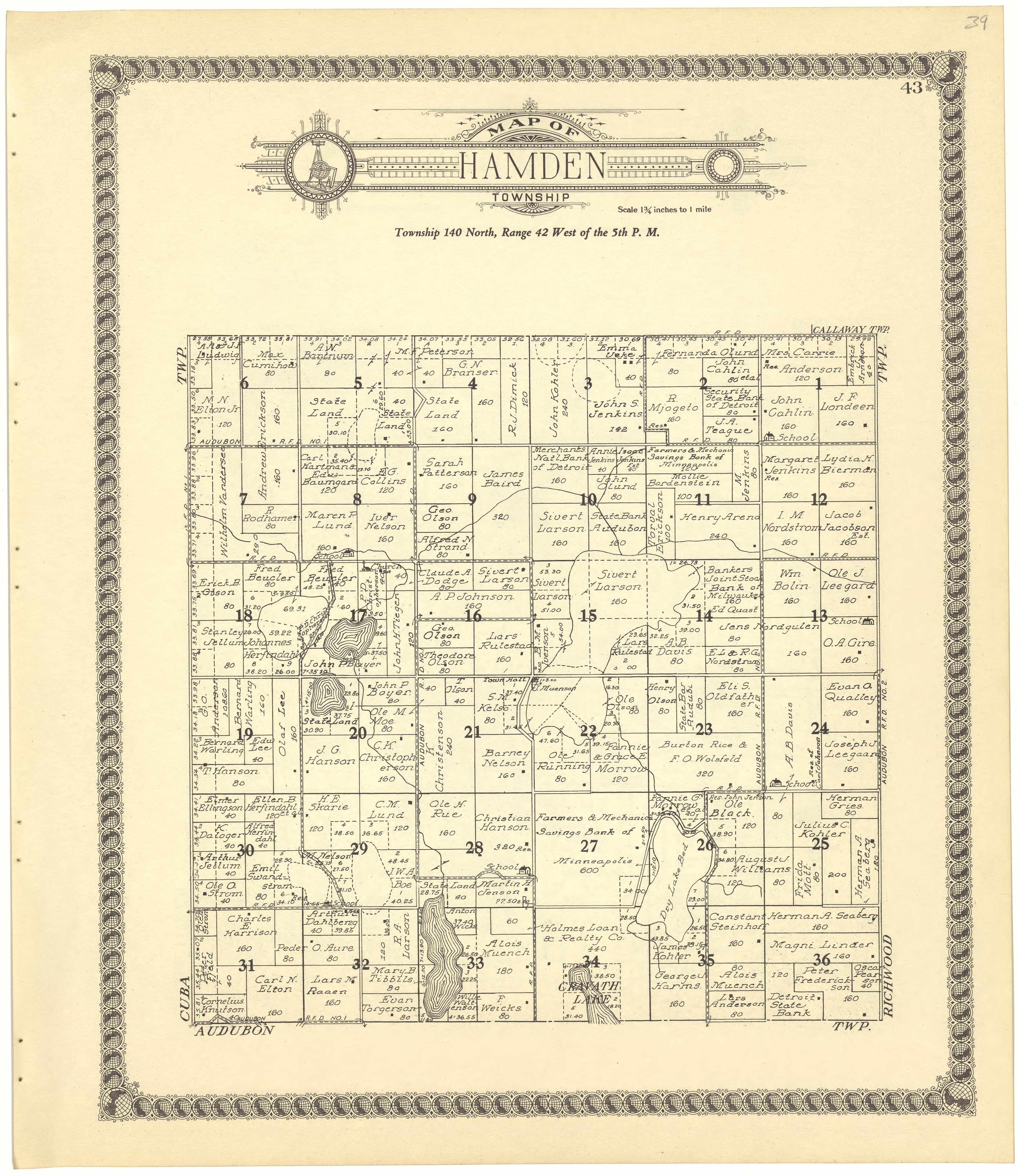 John R. Borchert Map Library