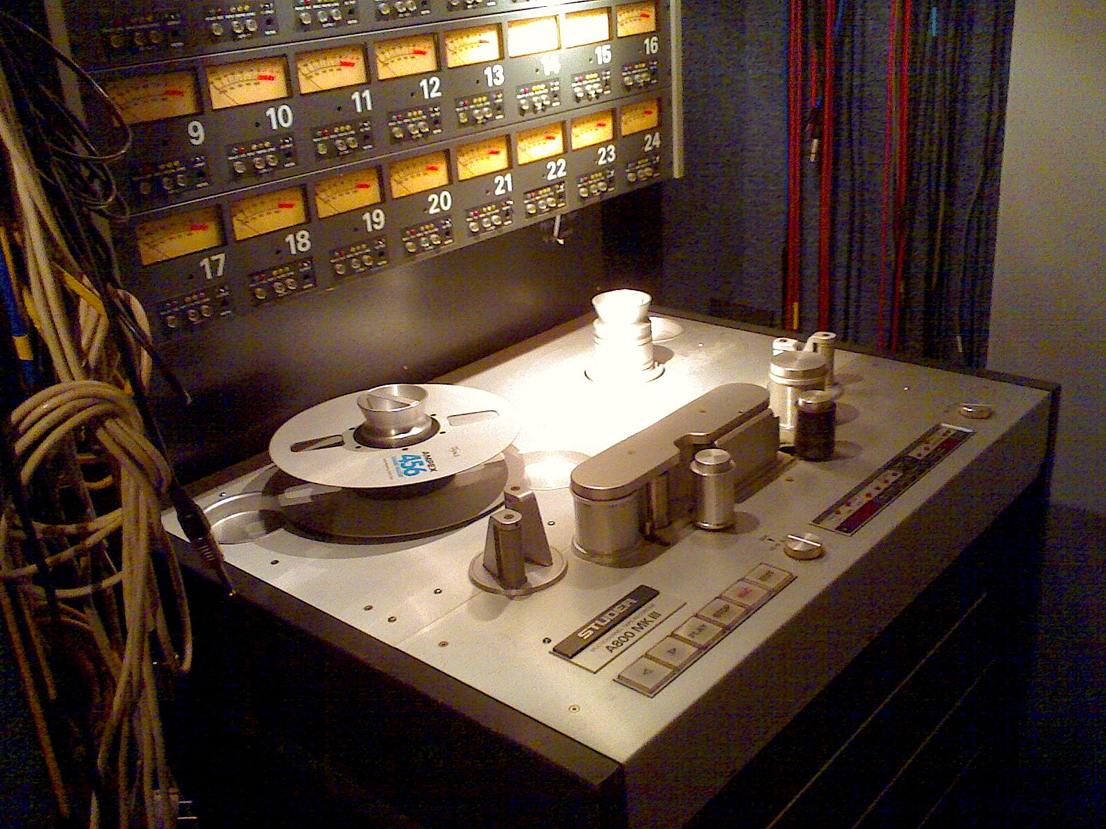 studer a800 mkii