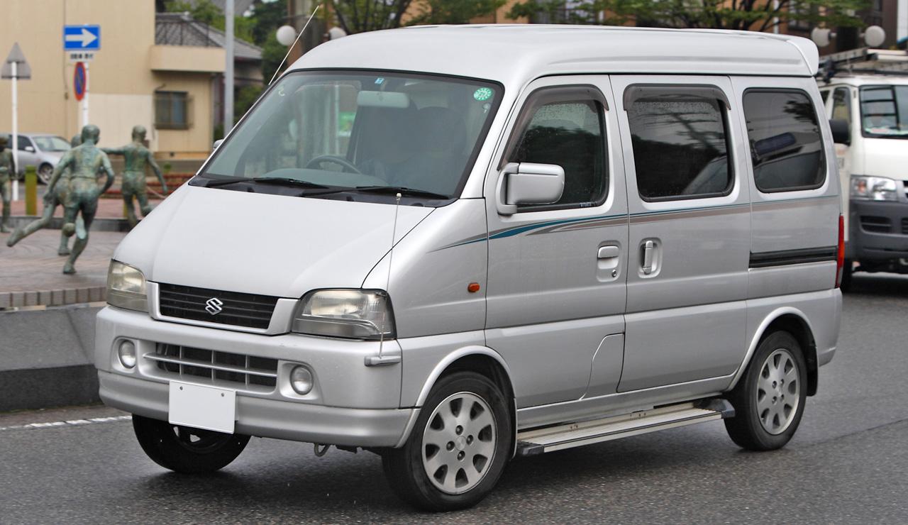 File:Suzuki Every + 001.JPG - Wikipedia