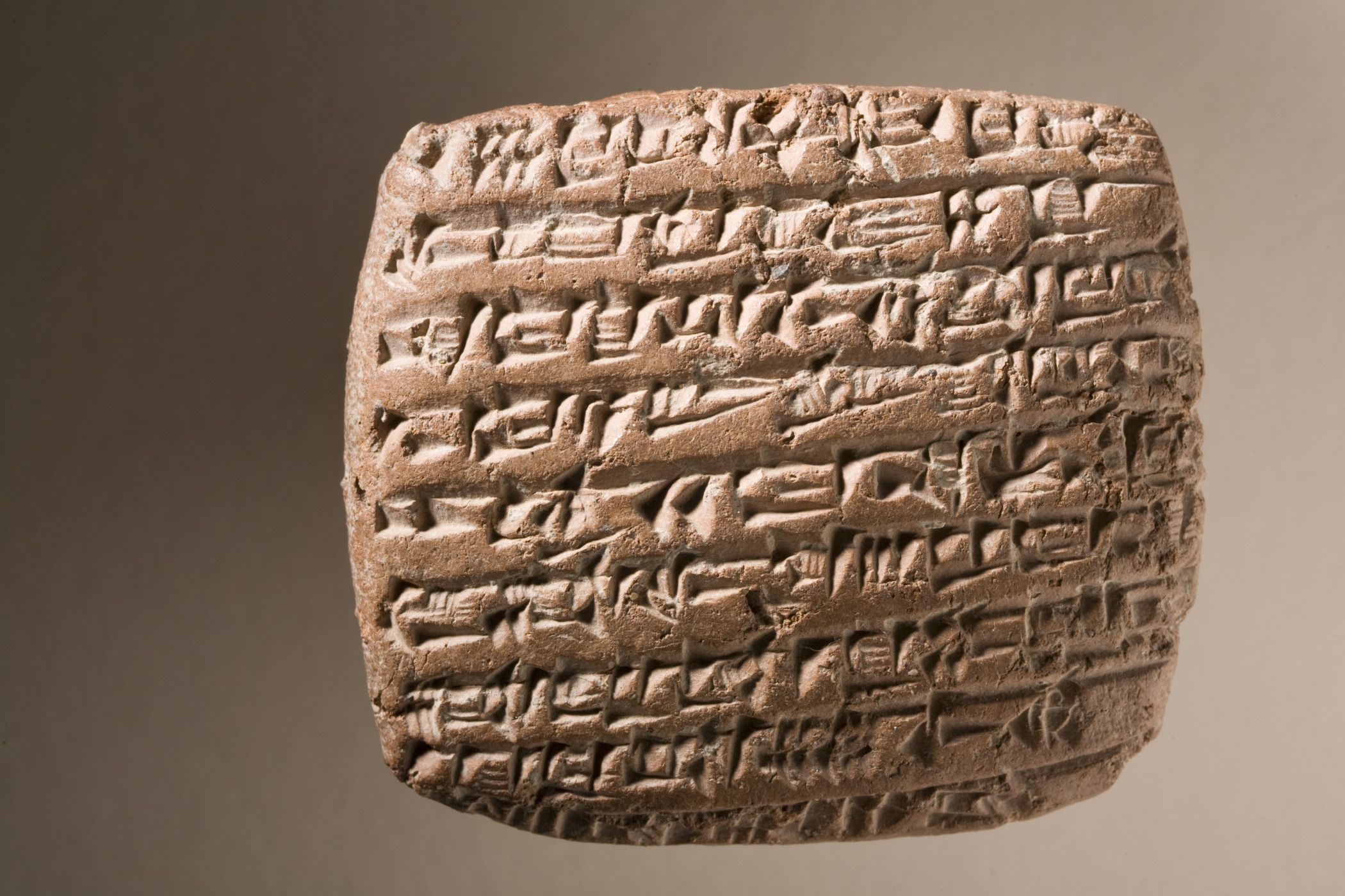 dating cuneiform tablets The hurrian songs are a group of stone tablets with music inscribed in the cuneiform writing system these were unearthed from the ancient amorite city of ugarit and date to approximately 1400 bc.