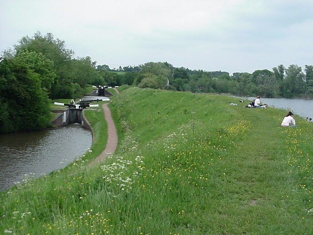 Tardebigge Flight and Reservoir - geograph.org.uk - 314169