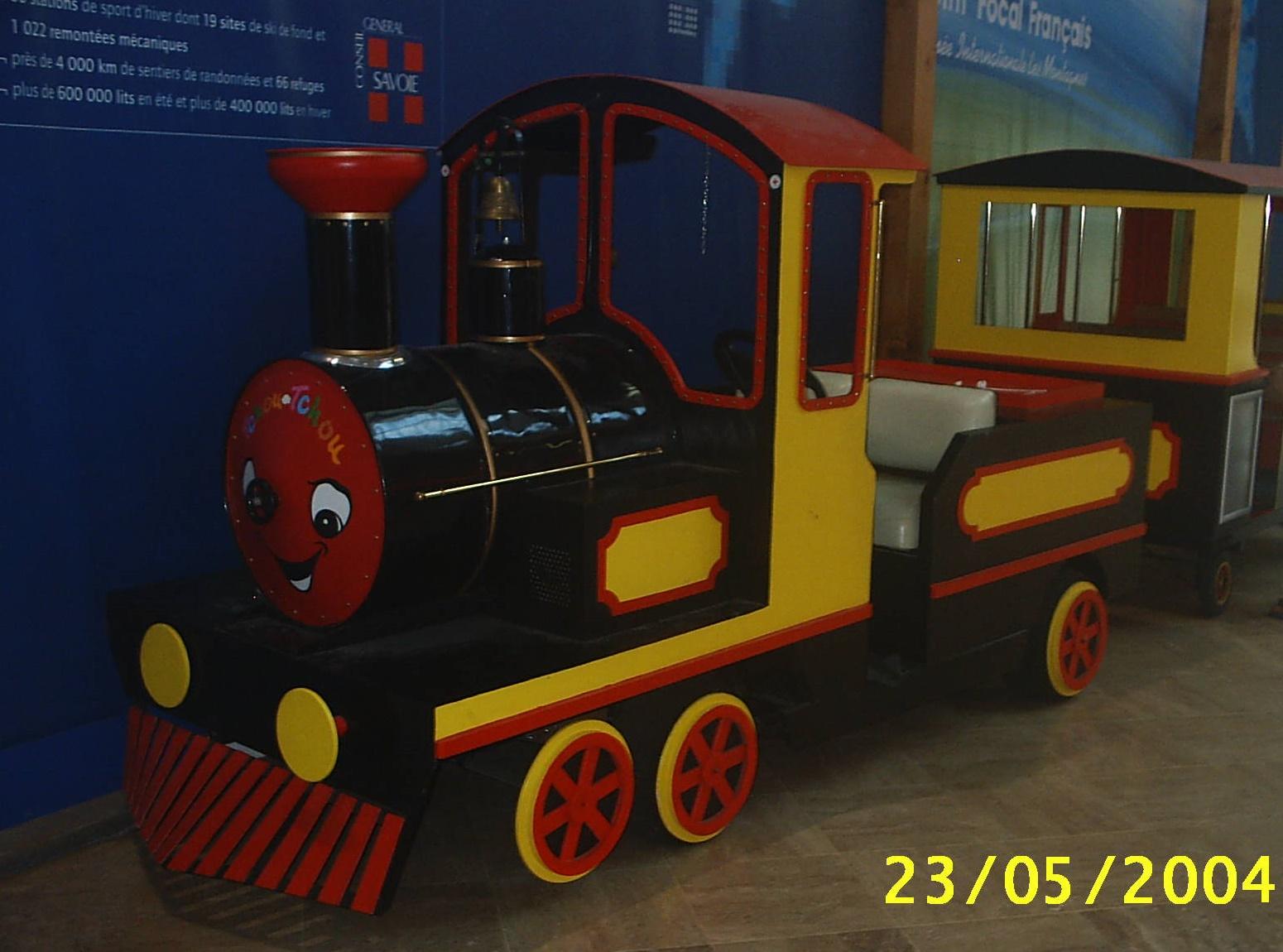 File tchou tchou centre commercial chamnord - Tchou tchou le train ...