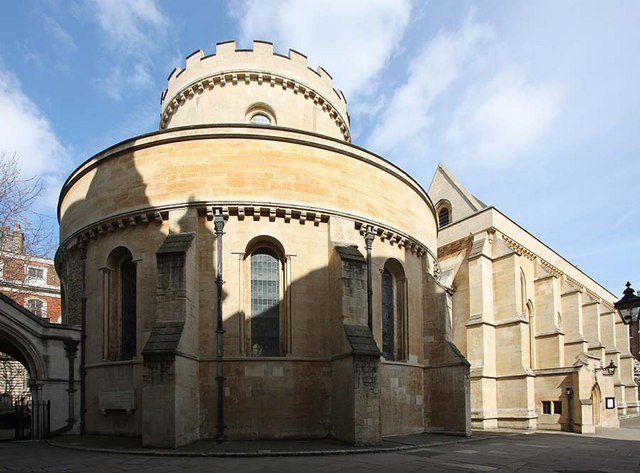 Resultat d'imatges de temple church london