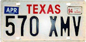 File:Texas license plate, 1988.png