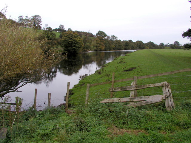 The River Ure - geograph.org.uk - 266348