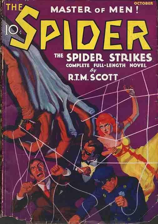 Spider Pulp Fiction Wikipedia