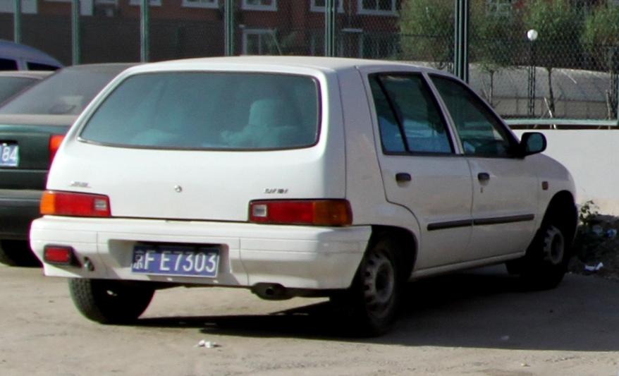 Xiali TJ 7100