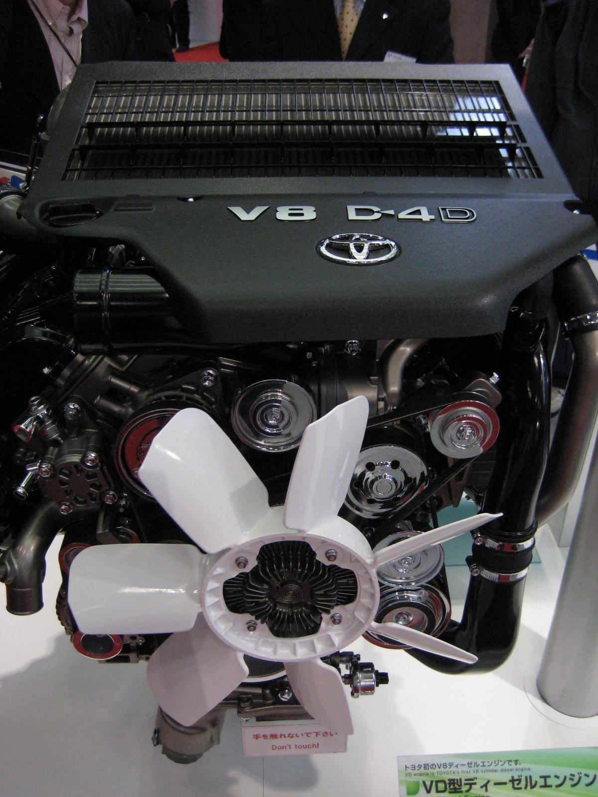 Toyota Tundra Diesel Talk Toyo Headquarters