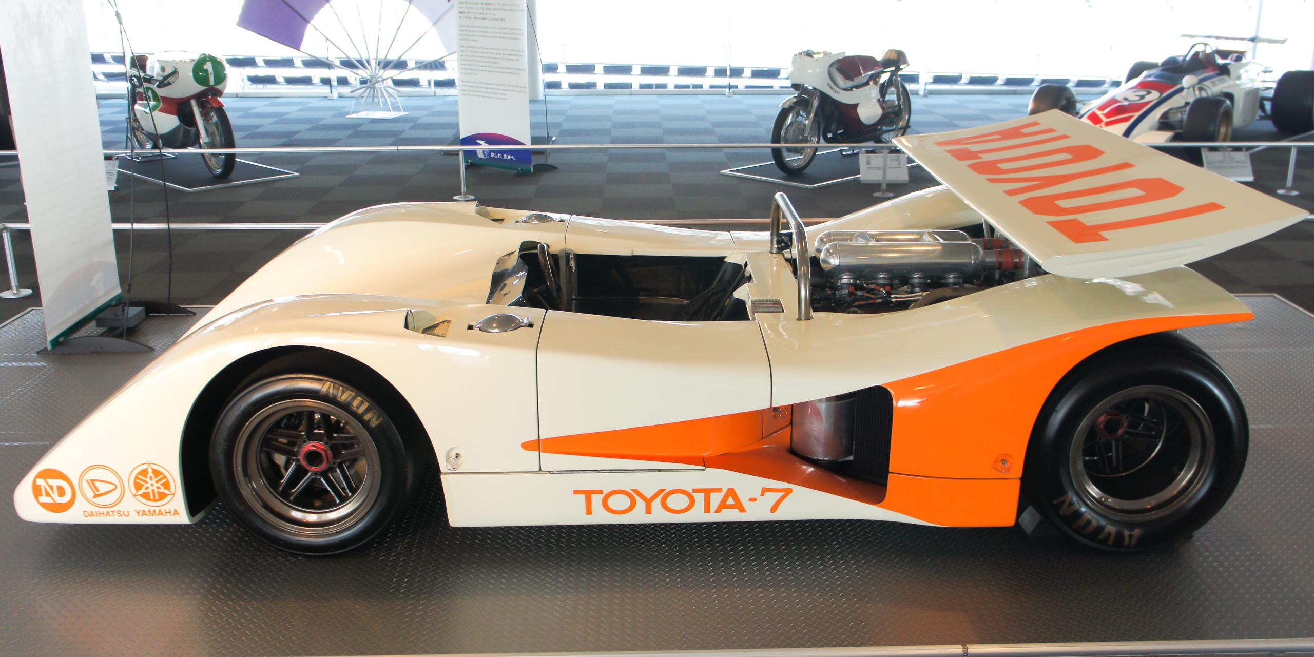 toyota 7 race car wiki. Black Bedroom Furniture Sets. Home Design Ideas