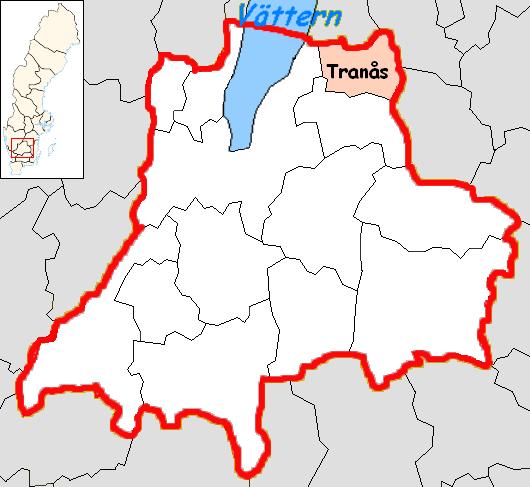 Tranås Kommun: Tranås Municipality