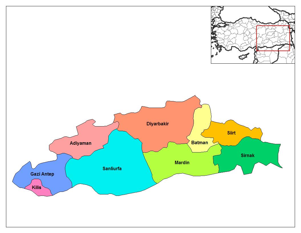 Turkey SEanatolia region.png
