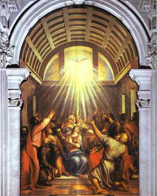 Tycjan Cud zesłania Ducha Świętego.JPG