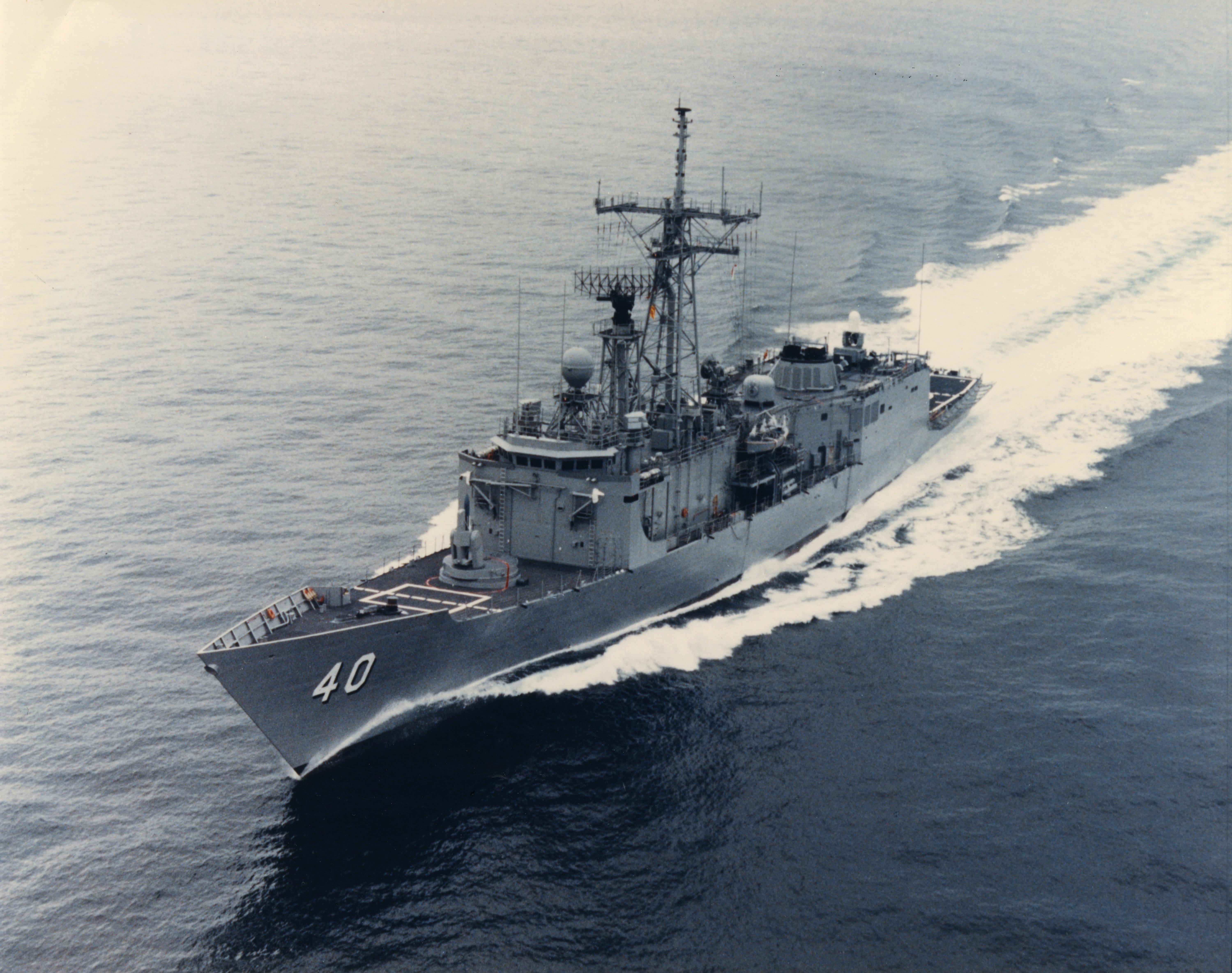 Famous Ship At Sea Painting