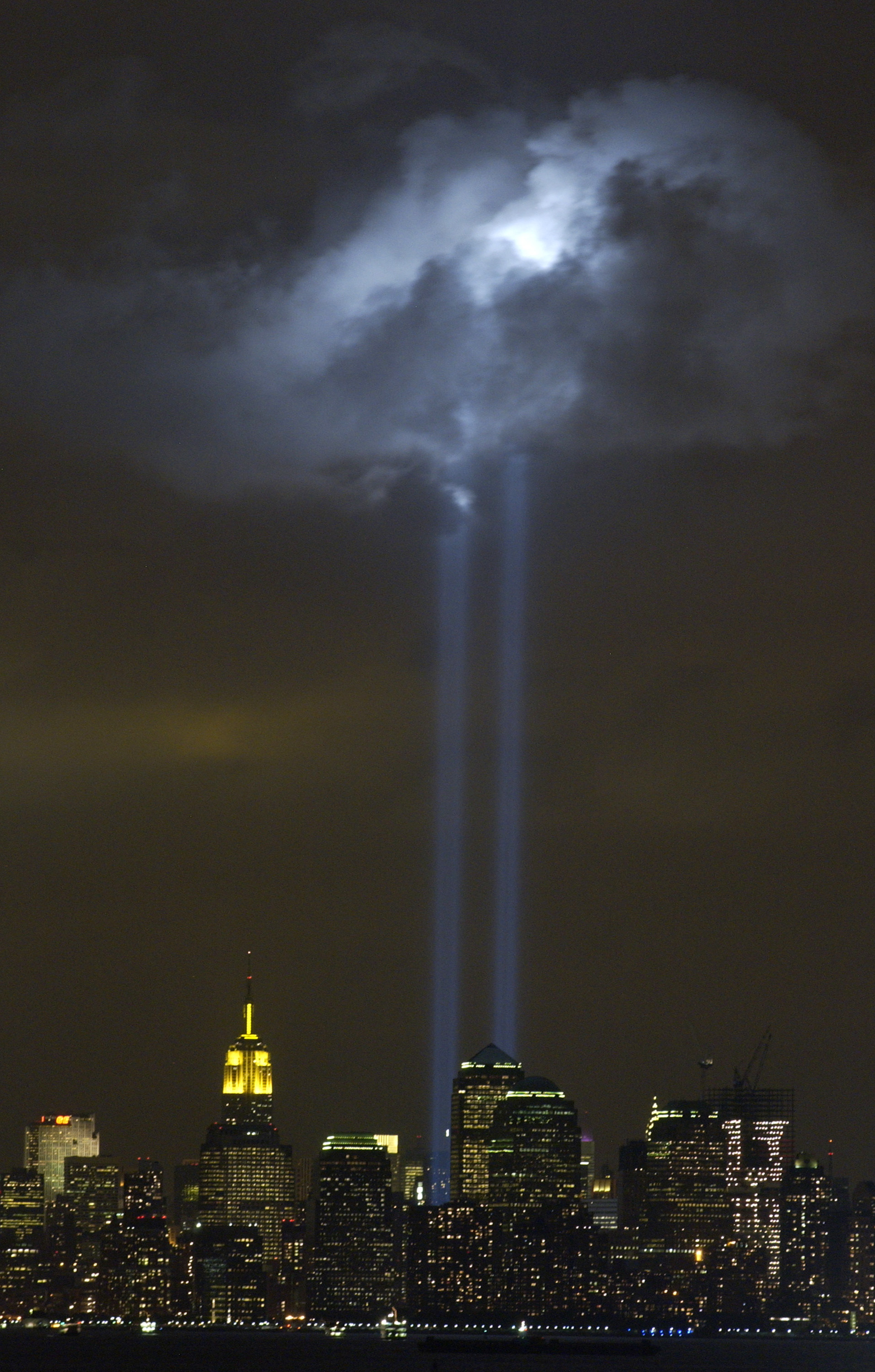 An overview of the terrorist attacks on september 11 2001