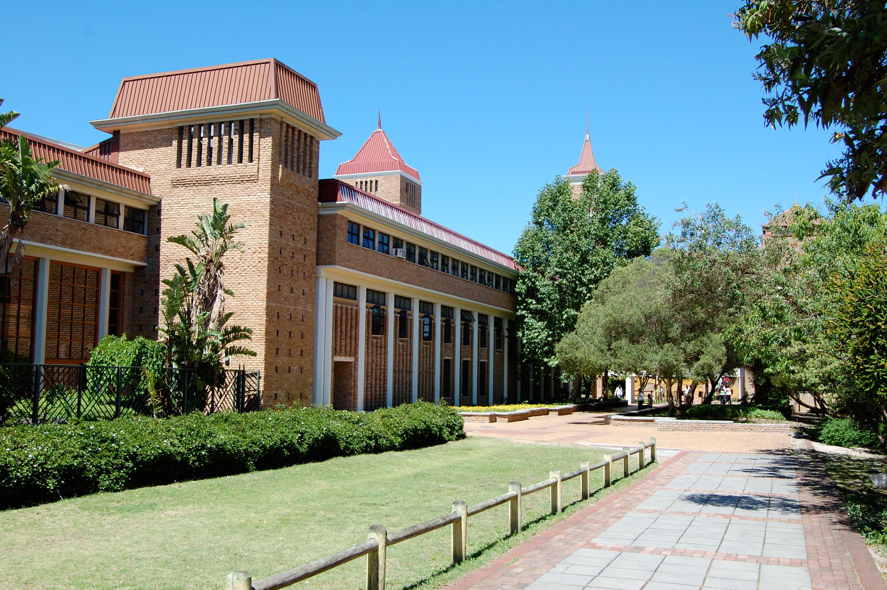 Description university of the western cape cus