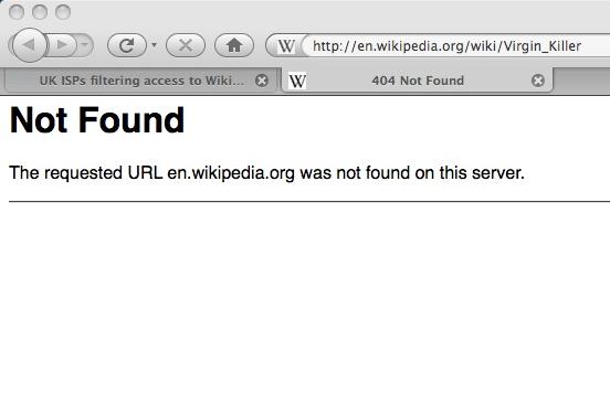 ¿Aceptaremos censura en Wikipedia?