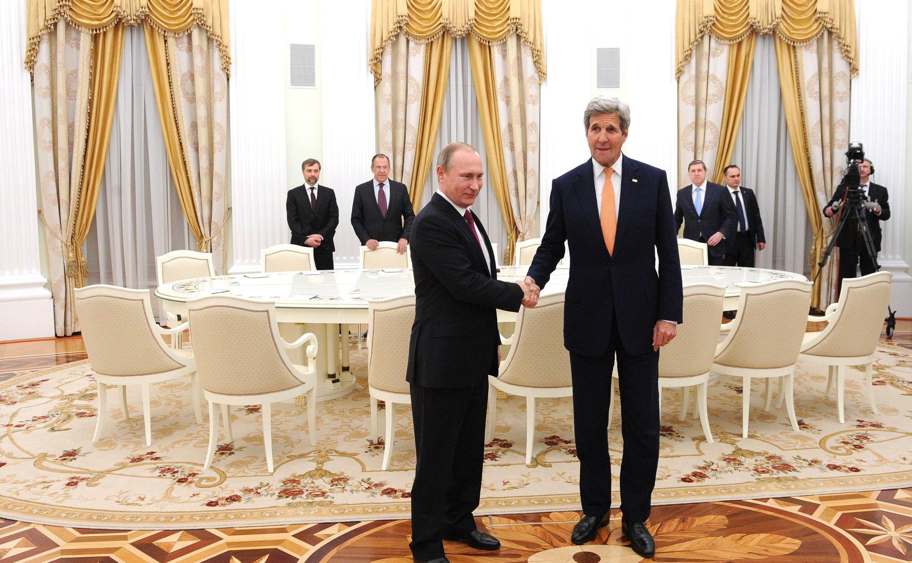 В Кремле пройдет рабочая встреча Путина с врио главы Кузбасса