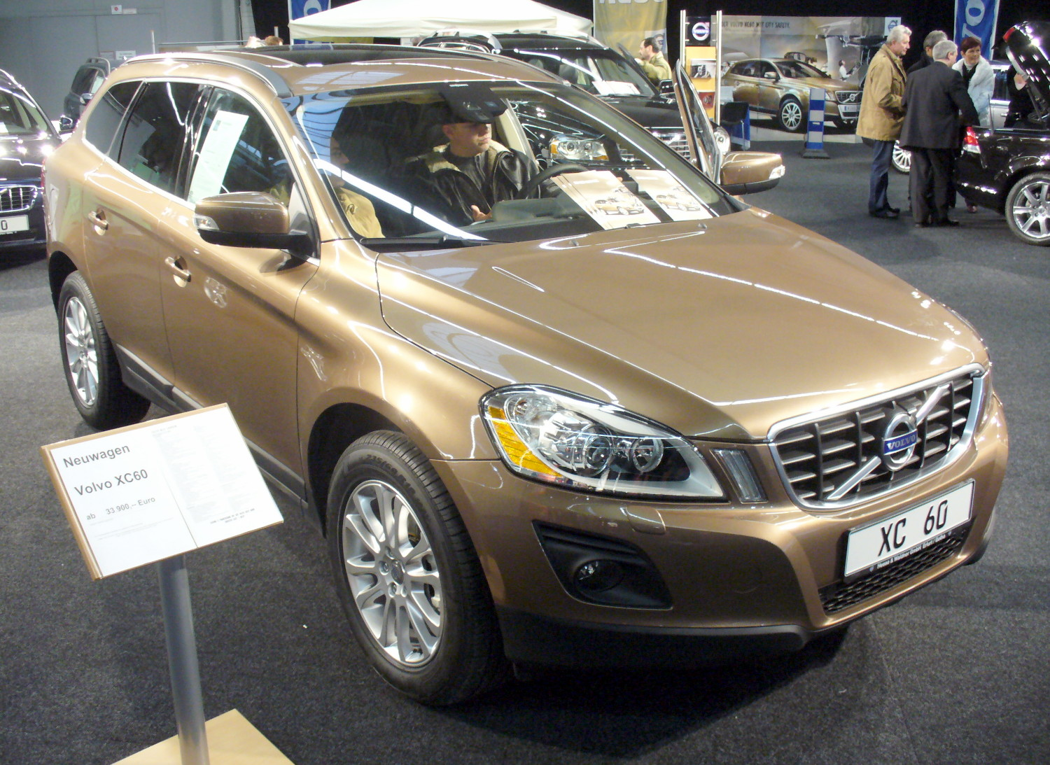 file volvo xc60 d5 awd jpg wikimedia commons. Black Bedroom Furniture Sets. Home Design Ideas