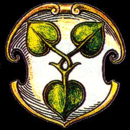 File:Wappen der ehemaligen Gemeinde Aubing.png