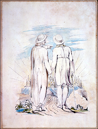 William Blake - Friendship