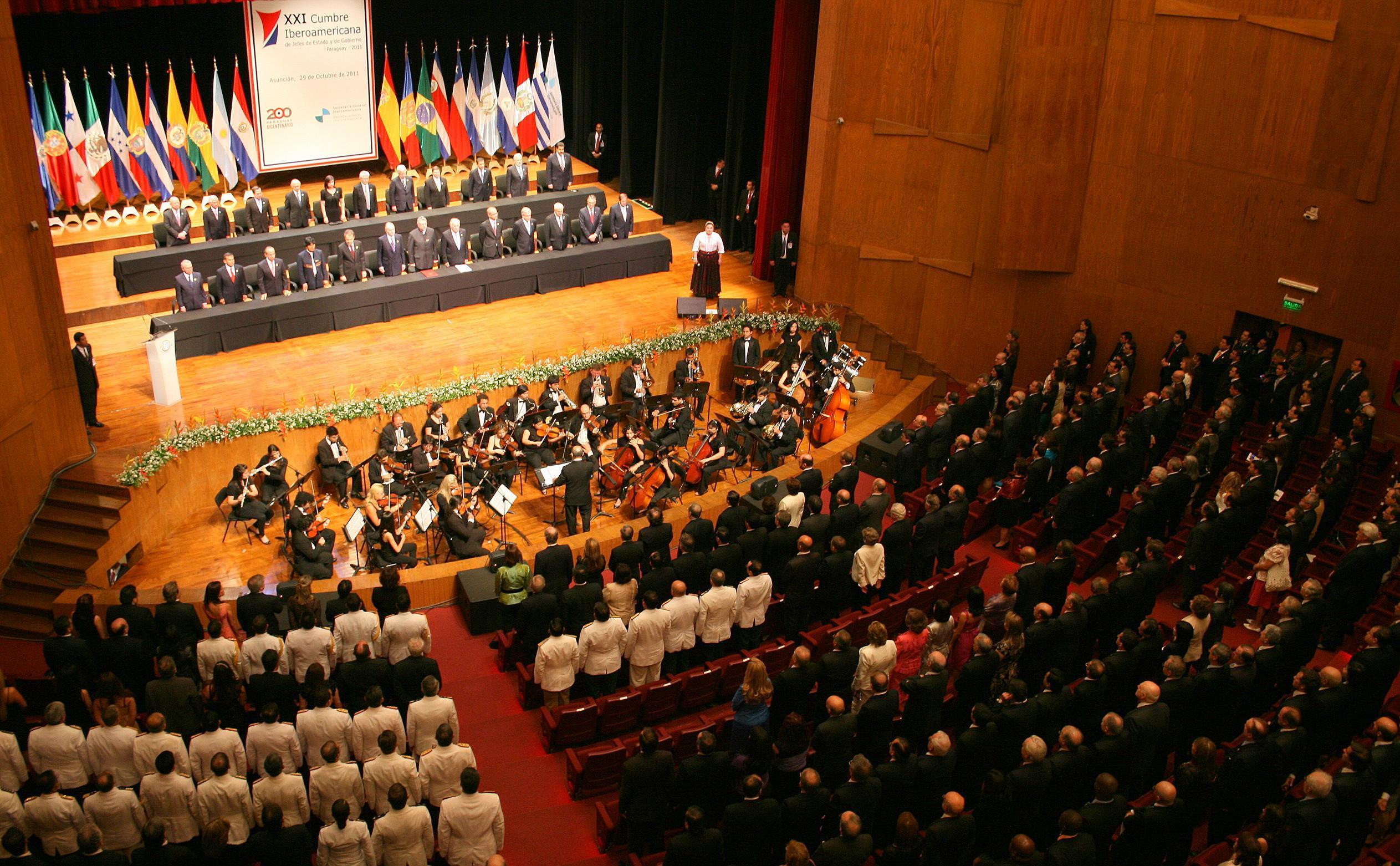 Cumbre Iberoamericana - Wikipedia, la enciclopedia libre