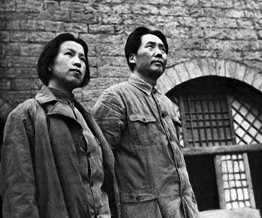 File:Young Jiang Qing and Mao2 jpg - Wikimedia Commons