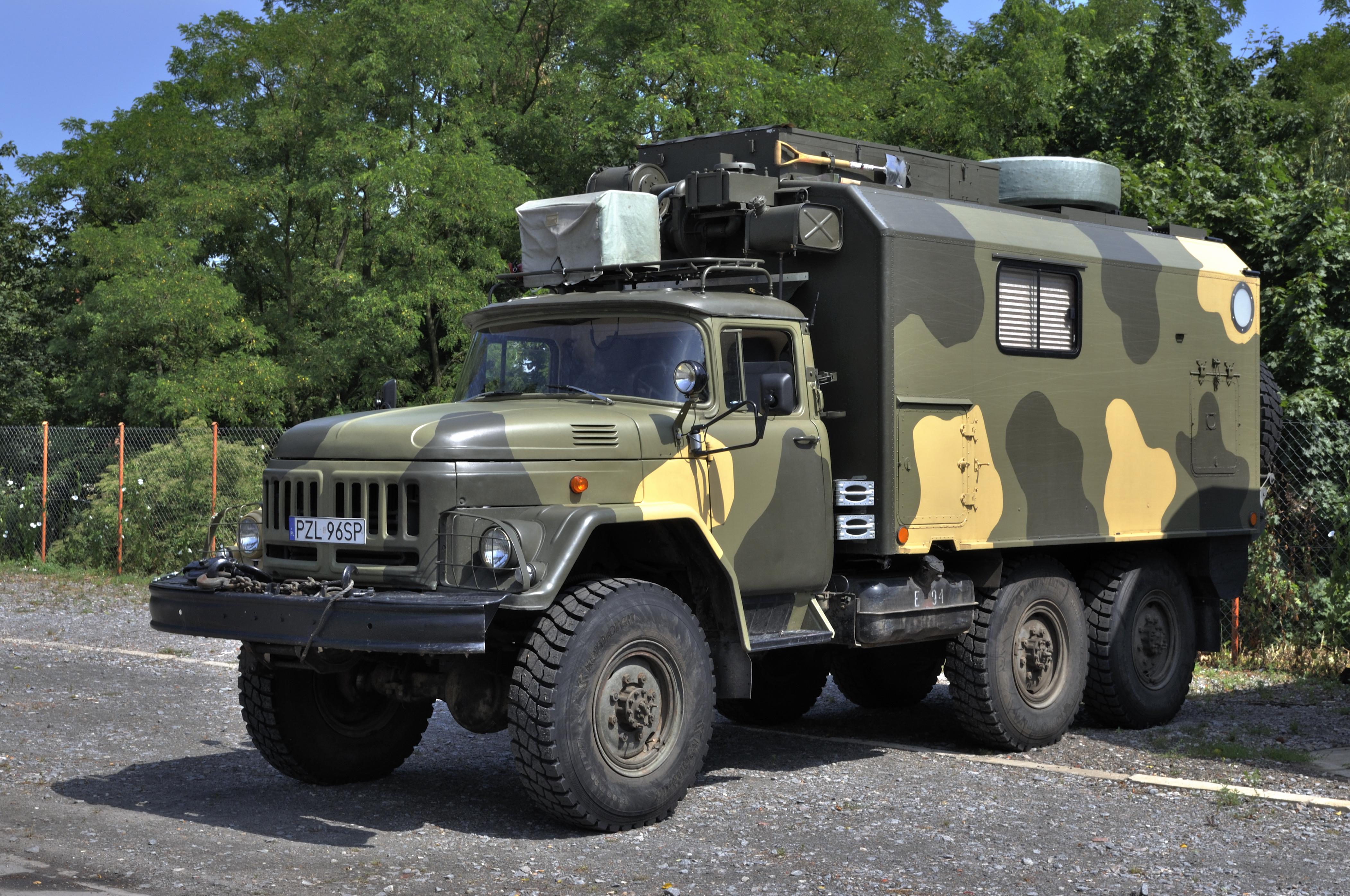 zil 131 military wiki fandom powered by wikia. Black Bedroom Furniture Sets. Home Design Ideas