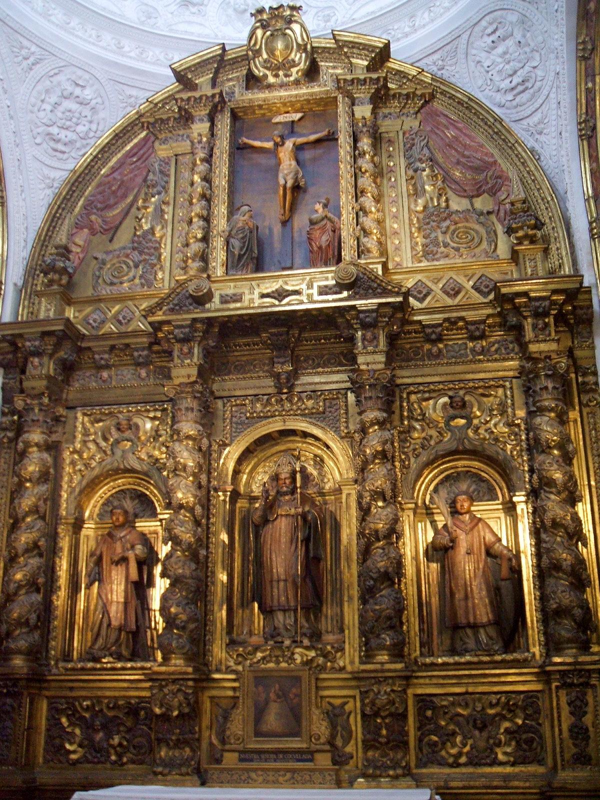 Zaragoza - La Seo 19 - Capilla de San Valero.JPG
